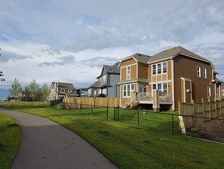 Beautiful New Home In Southeast Calgary Near Wetlands