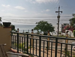 Enjoy this Beach view in a great location-condo in Punta de Mita