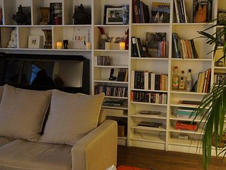 Charming Apartment with Three Bedroom Near Opera, Le  Louvre