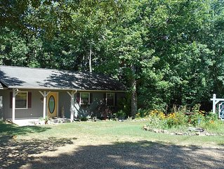 Clean, Charming And Comfortable. In The Ozarks