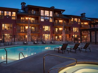 2 Bedroom  -  Ski In Ski Out, Sunrise Lodge Presidents Day Week 2/18 - 2/25/17