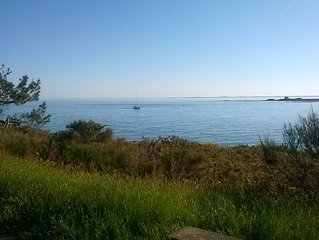 Appt St Philibert-La Trinite/mer 150m plage a pieds
