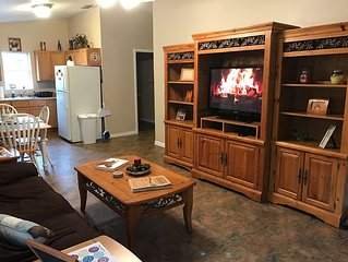 Horse Ranch Apartment bring your Horse on vacation! Rent ours! (No Horse needed)