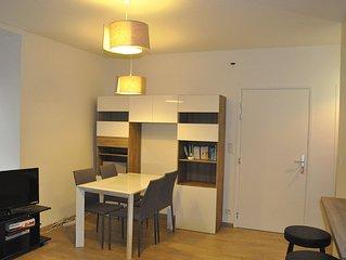 Très bel appartement T2 aux portes du centre historique et du port de Vannes