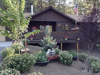 Cozy Pine Mountain Club Cabin get away! SNOW! SNOW! 1 hour from L.A. !!!!