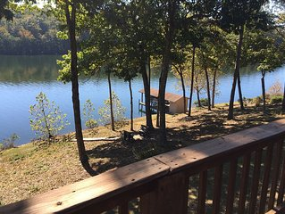 Secluded Waterfront Get Away on Smith Mountain Lake