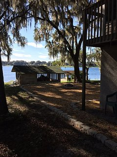 Lake Front House in Dade City, FL