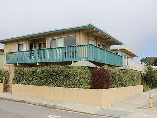 3 bdrm/2 bath/2 blocks from the beach