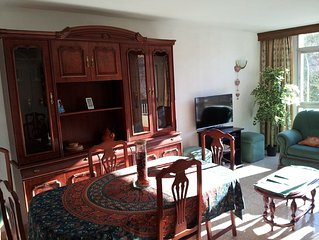 Holiday Apartment in Palma for both Beach and Old Town