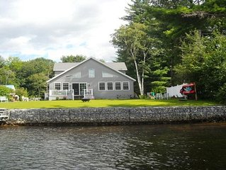 Beautiful Waterfront - Skiing/Snowboarding/Snow Mobile near house
