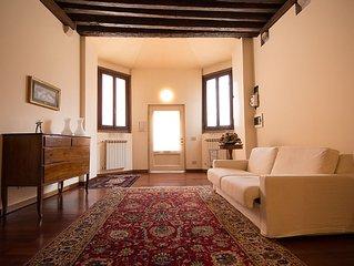 The Arch - Accogliente appartamento col fascino della storia