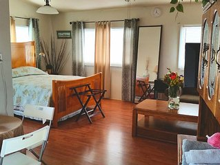 Christy's Villa #2- Cozy Studio , Perfect for Couple!!