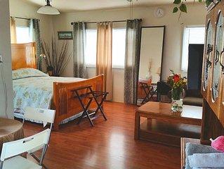 Christy's Villa #2- Cozy Studio , Perfect for Couple!!