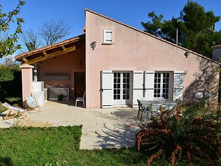 Grande villa meublee en Provence