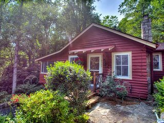 Garden Cottage, 1940's Updated Vacation Cottage, Awesome Carolina Room!