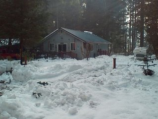Great Cabin for skiers  w/ WiFi , HBO and RoKu.