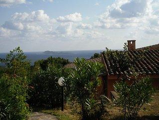 Villa con vista spettacolare da Cala di Volpe a Porto Rotondo