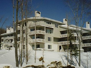 Spacious updated condo close to the slopes (Paradise condo)