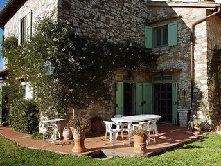 Tuscany Country Villa Rental with view of Florence Dome
