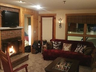 Sugarloaf Mountain Condo with Indoor Pool, Shuttle and Direct Trail Access!