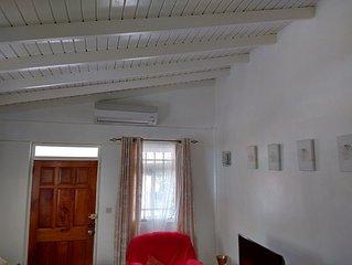Delightful 3 Bedroom Apartment In Quiet Village Near Roseau