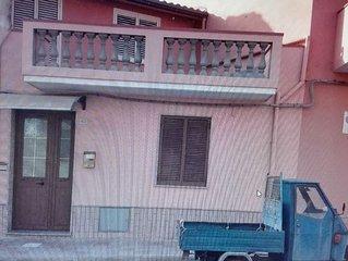 Ferienhaus auf Sardinien in historischer Altstadt von Sant Antioco