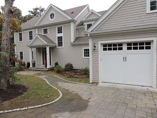 Cotuit Home with an Inground Pool less One Block from the Beach