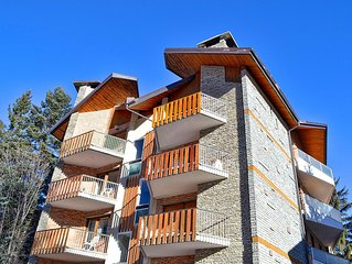 Bardonecchia - 100m2 with views and green area
