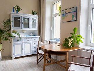 Holunderperle - die feine Wohnung in der Dresdner Neustadt
