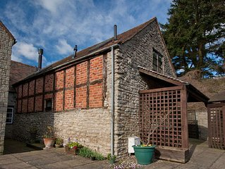 Much Wenlock Cottage - Sleeps 3