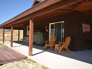 Beautiful 3 Bedroom 2 Bath Country Home in the Gravelly Range Mountains