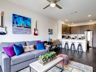 Hip 1BR w/ Gym + Pool Near Alamo Drafthouse