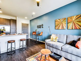Local 2br/2ba | Alamo Drafthouse | Gym/Pool