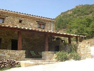 La Grange, Domaine privé de 200 ha entouré de lavande en pleine montagne