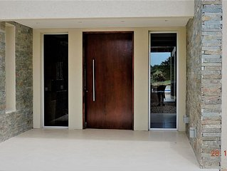 Great house offers self-catering accommodation for 11 persons.
