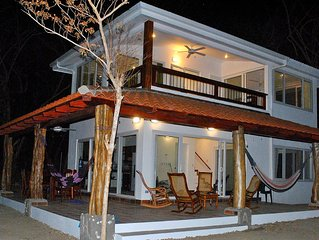 Discover natural tropical wonders staying at this beachside house at El Coco