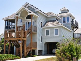 Z Breeze: 4 BR / 2 BA house in Nags Head, Sleeps 12