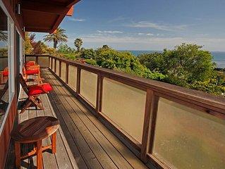 Summer Hill Retreat - Contemporary Ocean-View Comfort