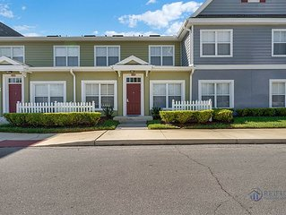 VILLAS at SEVEN DWARFS (2602LC) - 3BR 2BA Townhome in gated Resort, Masters dow