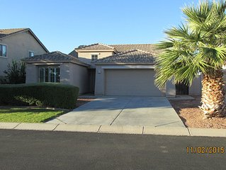 Beautiful One Story Home in Johnson Ranch with Golf Course Views!!!