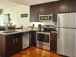 Attractive West Chestnut Street Apartment