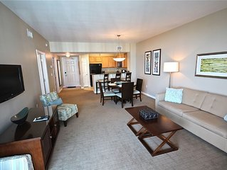 BEST VIEWS AT THE PALMS OF DESTIN RESORT!! Book This 2BR/BA today!