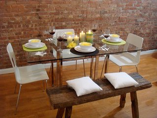 Immaculate House in the Heart of Manhattan 3 bed rooms 2 bath rooms