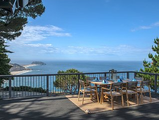 3690 Panoramic Point - Tranquil Big Sur Paradise, Ocean Views For Miles!