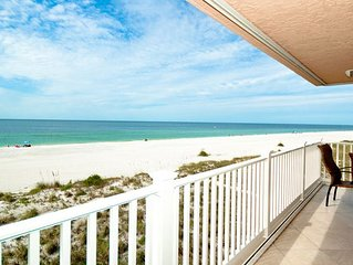 Endless Summer AMIC 23: 2BR Elderly-Friendly Beachfront Condo