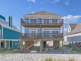 Gulf Front Beach House, Gulf Shores, AL