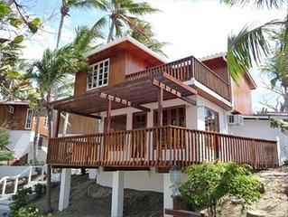 Oceanfront Villa on Contadora - Internet, Satellite and a Safe
