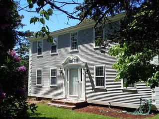 Spacious Home in East Orleans, 3 min to Nauset Beach, short walk to Pleasant Bay