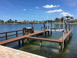 Waterfront Beach House 3 Bed, 3 Bath W/ Pool & Boat Lift In Treasure Island, FL