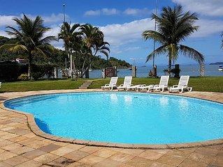 Apartamento incrivel em Angra dos Reis, Condomínio Praia da Biscai